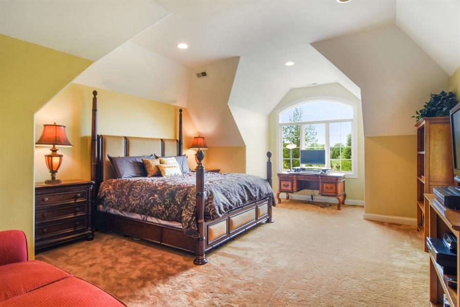 Real Estate Photography - 22358 N. Prairie Lane, Kildeer, IL, 60047 - Bonus Room