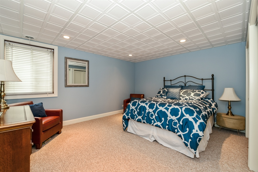 Real Estate Photography - 349 woodland ct, palatine, IL, 60067 - 4th Bedroom