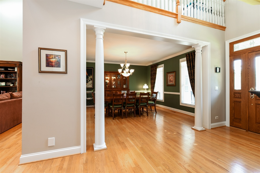 Real Estate Photography - 349 woodland ct, palatine, IL, 60067 - Foyer