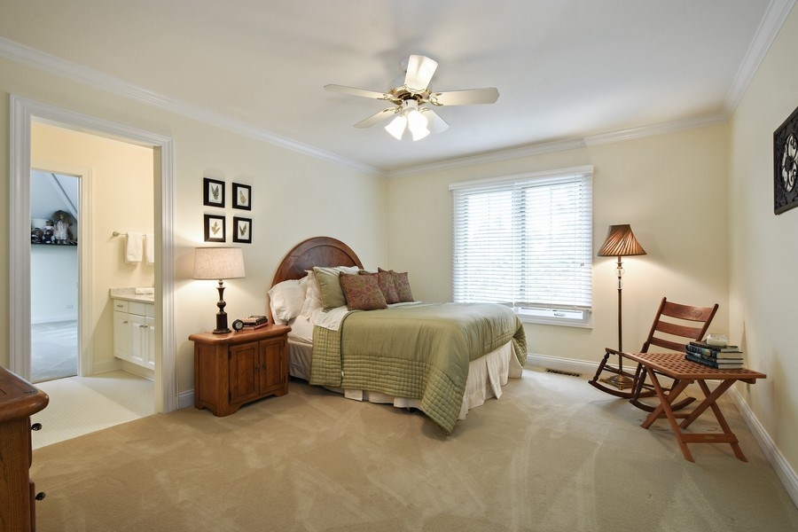 Real Estate Photography - 28367 W Heritage Oaks Rd, Barrington, IL, 60010 - 2nd Bedroom