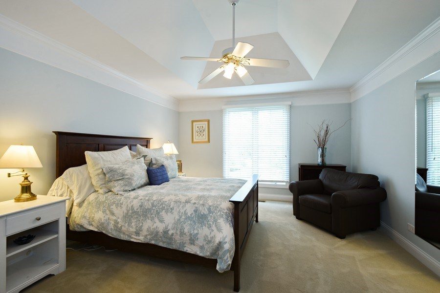 Real Estate Photography - 28367 W Heritage Oaks Rd, Barrington, IL, 60010 - 3rd Bedroom