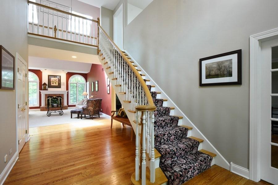 Real Estate Photography - 28367 W Heritage Oaks Rd, Barrington, IL, 60010 - Foyer