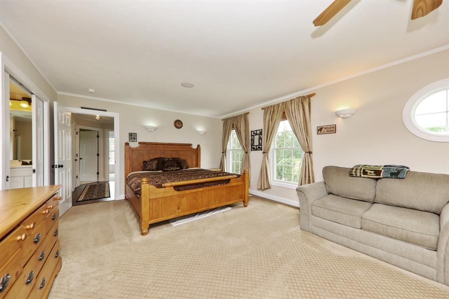 Real Estate Photography - 1679 Carolyn Drive, Benton Harbor, MI, 49022 - Master Bedroom
