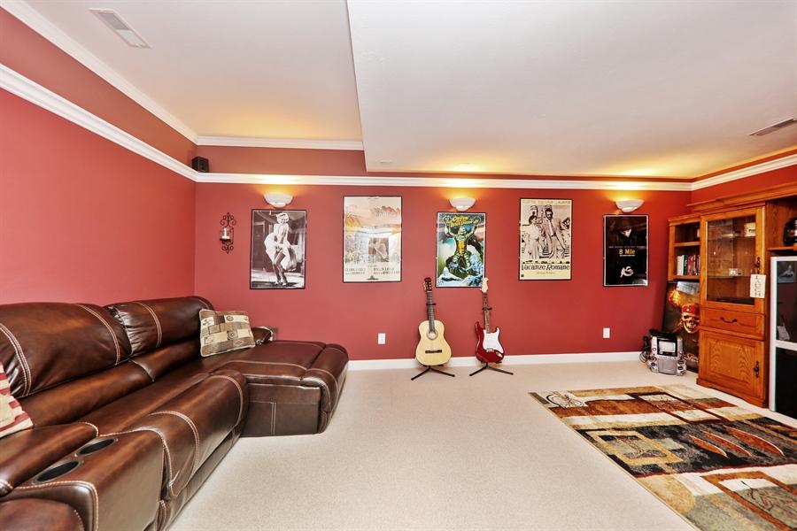 Real Estate Photography - 1679 Carolyn Drive, Benton Harbor, MI, 49022 - Family Room