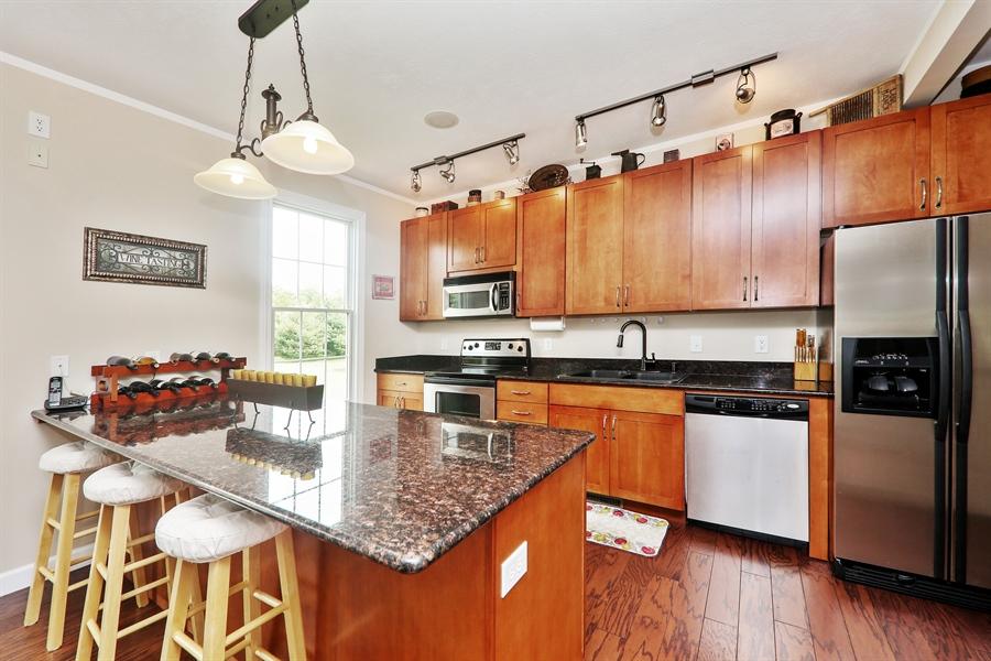 Real Estate Photography - 1679 Carolyn Drive, Benton Harbor, MI, 49022 - Kitchen