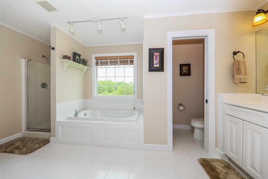 Real Estate Photography - 1679 Carolyn Drive, Benton Harbor, MI, 49022 - Bathroom
