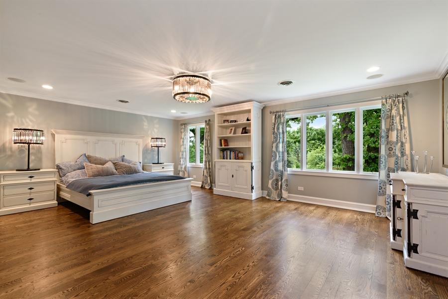 Real Estate Photography - 63 Brinker Rd, Barrington Hills, IL, 60010 - Master Bedroom