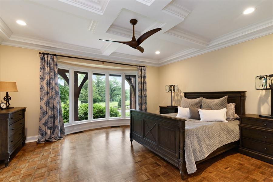 Real Estate Photography - 63 Brinker Rd, Barrington Hills, IL, 60010 - Guest Bedroom - Main Floor