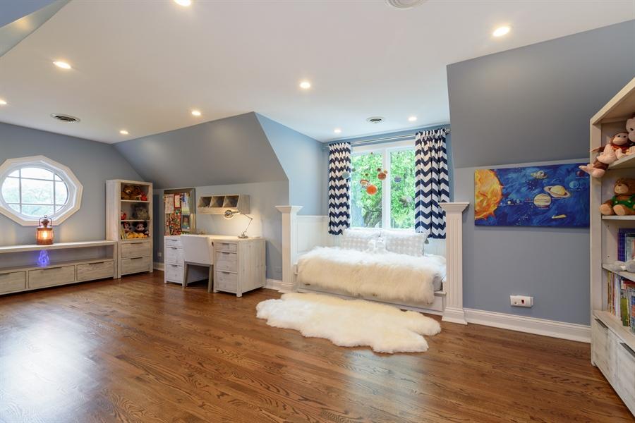Real Estate Photography - 63 Brinker Rd, Barrington Hills, IL, 60010 - 2nd Bedroom
