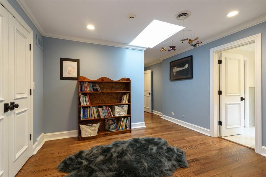 Real Estate Photography - 63 Brinker Rd, Barrington Hills, IL, 60010 - 3rd Bedroom