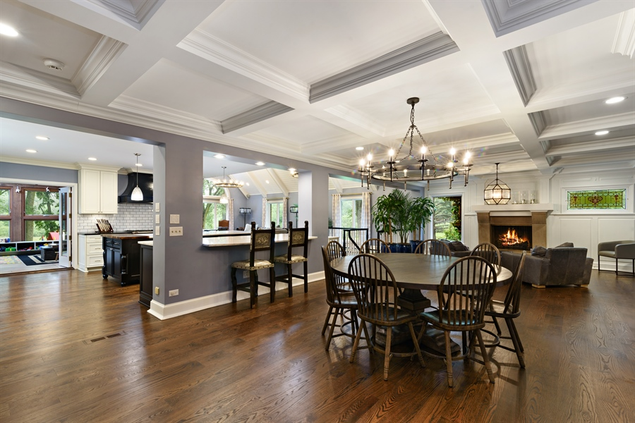Real Estate Photography - 63 Brinker Rd, Barrington Hills, IL, 60010 - Great Room