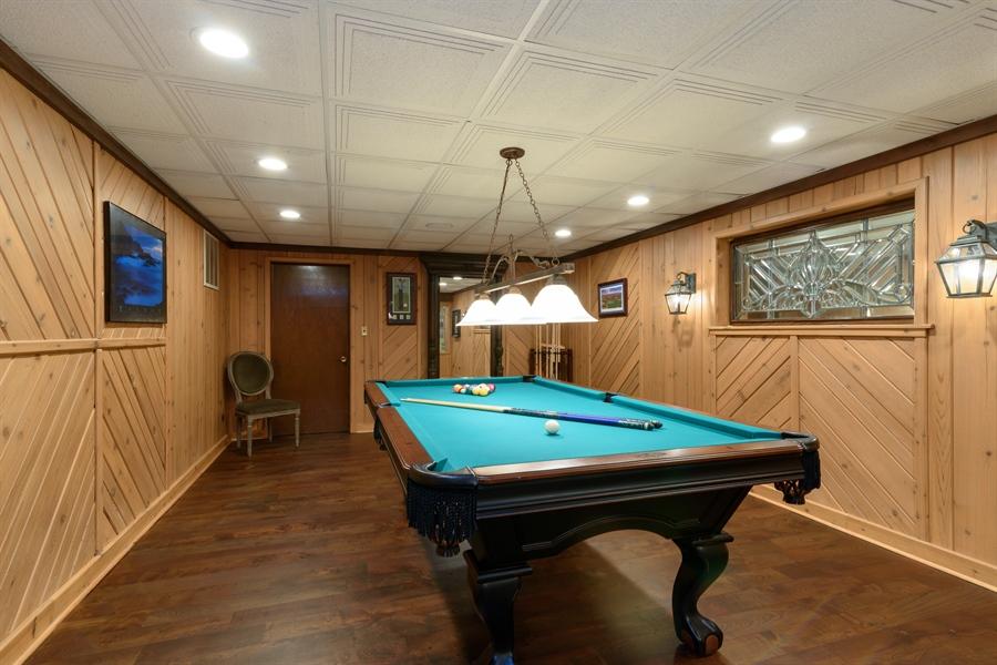 Real Estate Photography - 63 Brinker Rd, Barrington Hills, IL, 60010 - Basement