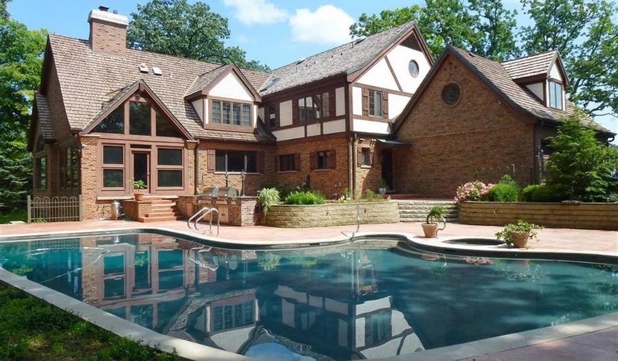 Real Estate Photography - 63 Brinker Rd, Barrington Hills, IL, 60010 -
