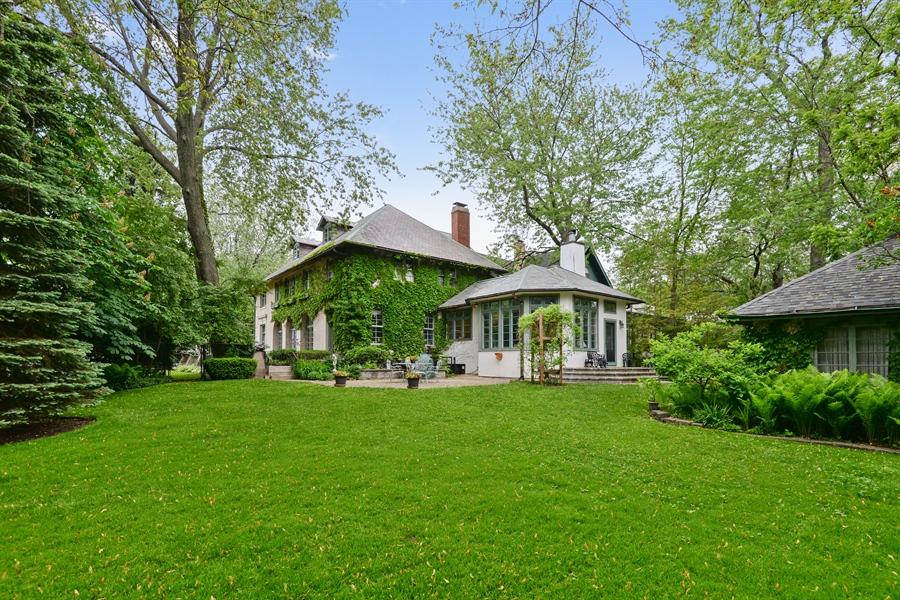 Real Estate Photography - 2233 Orrington, Evanston, IL, 60201 - Back Yard