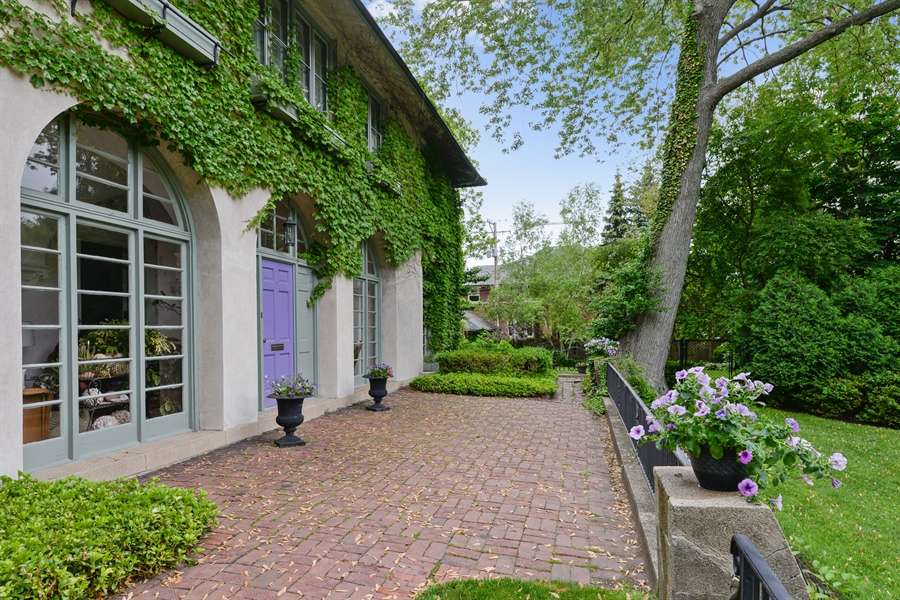 Real Estate Photography - 2233 Orrington, Evanston, IL, 60201 - Front View
