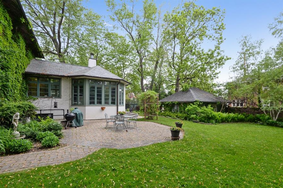 Real Estate Photography - 2233 Orrington, Evanston, IL, 60201 - Patio