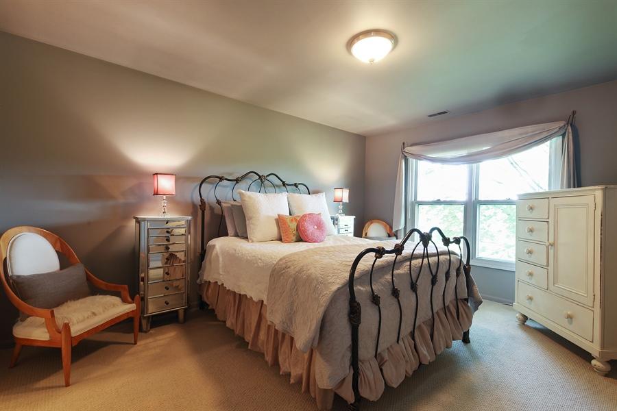 Real Estate Photography - 2527 Live Oak, Buffalo Grove, IL, 60089 - Master Bedroom