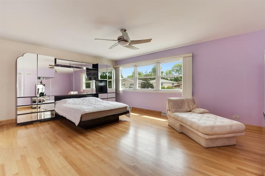 Real Estate Photography - 6902 Lockwood, Skokie, IL, 60077 - Master Bedroom