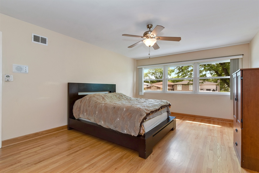 Real Estate Photography - 6902 Lockwood, Skokie, IL, 60077 - 2nd Bedroom