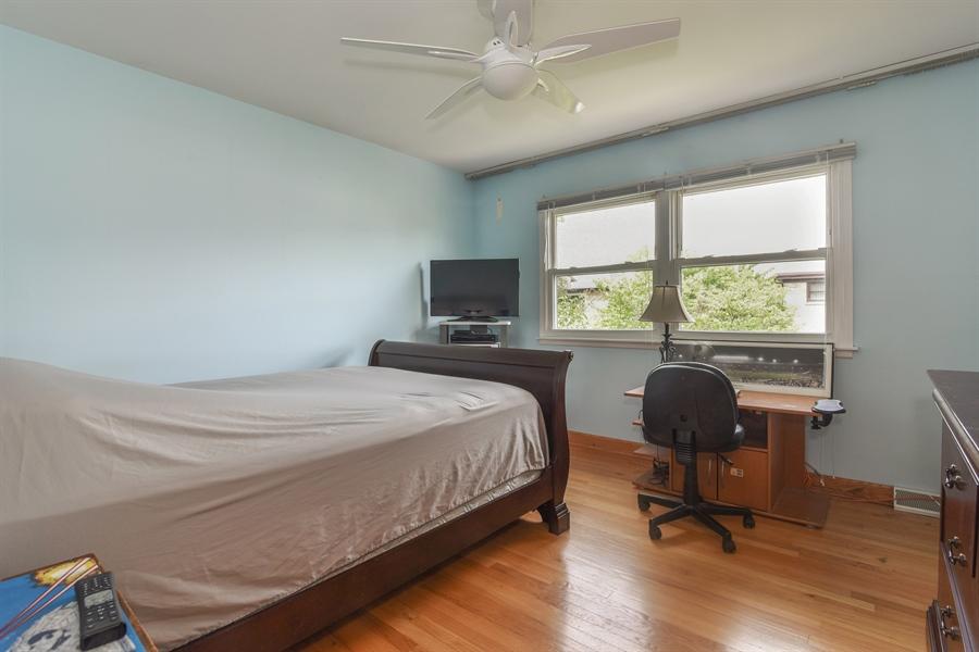 Real Estate Photography - 6902 Lockwood, Skokie, IL, 60077 - 3rd Bedroom