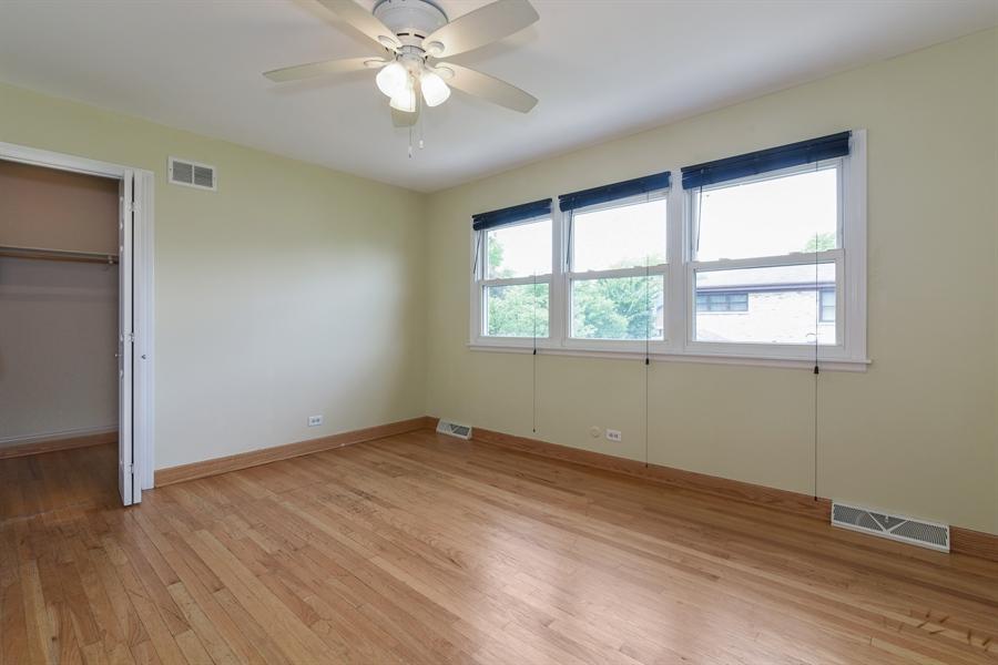 Real Estate Photography - 6902 Lockwood, Skokie, IL, 60077 - 4th Bedroom