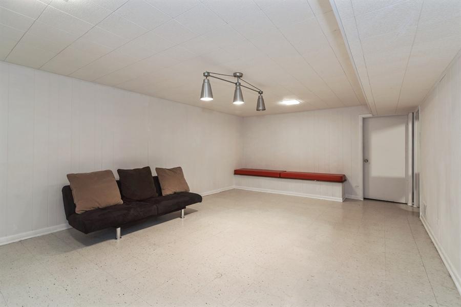 Real Estate Photography - 6902 Lockwood, Skokie, IL, 60077 - Lower Level