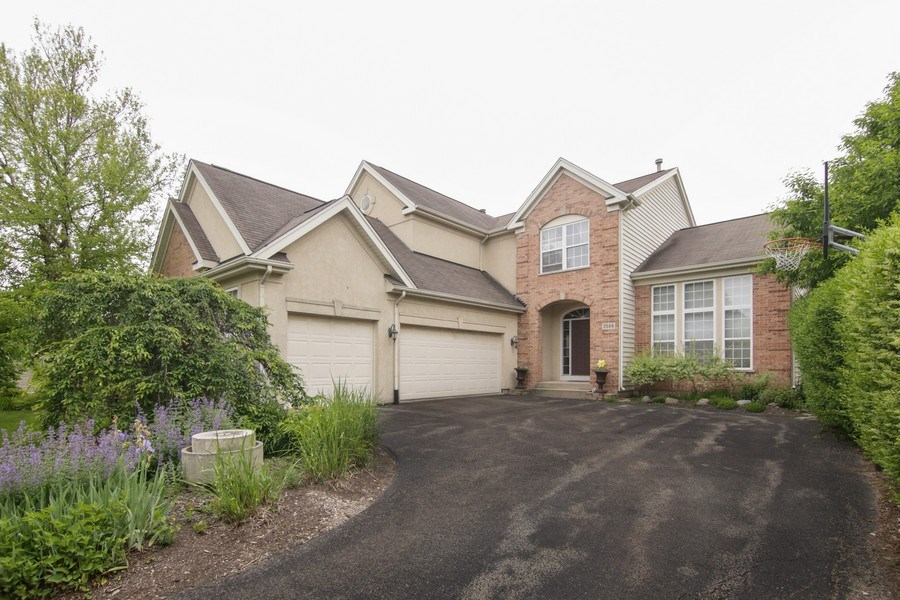 Real Estate Photography - 2584 Joshua Ln, Northbrook, IL, 60062 - Front View
