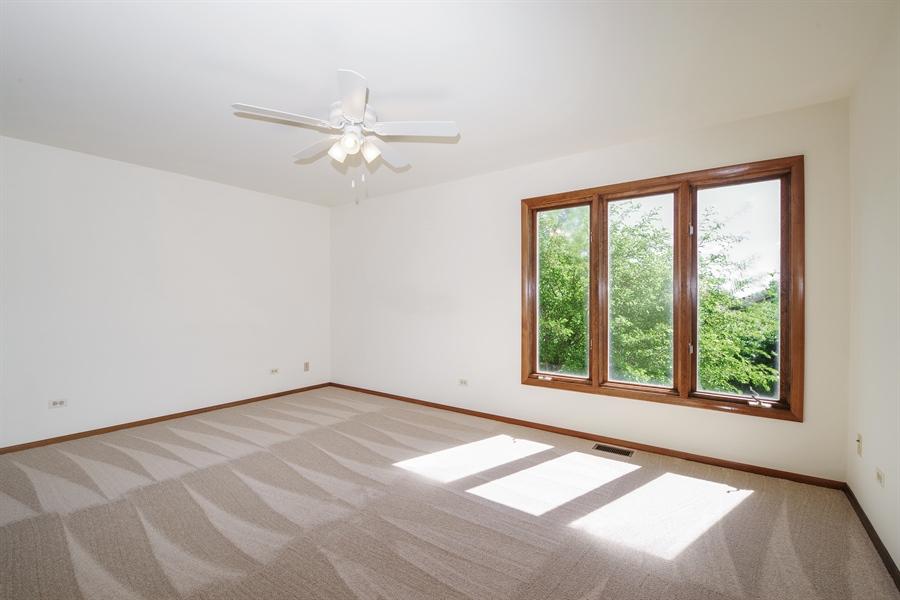 Real Estate Photography - 635 Penn Blvd, Lindenhurst, IL, 60046 - Master Bedroom