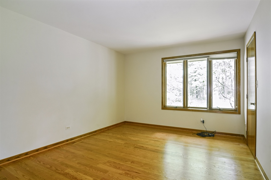 Real Estate Photography - 4509 N Krueger, Long Grove, IL, 60047 - 2nd Bedroom