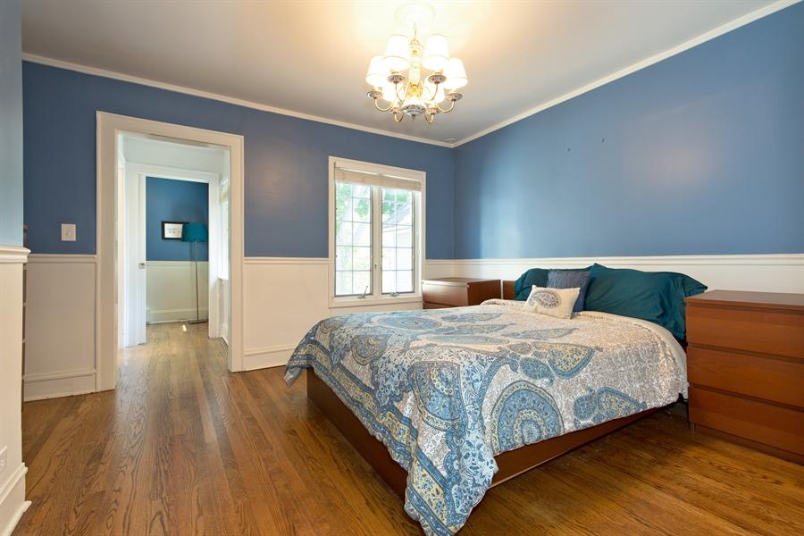 Real Estate Photography - 2111 Ridge Ave, Evanston, IL, 60201 - Master Bedroom