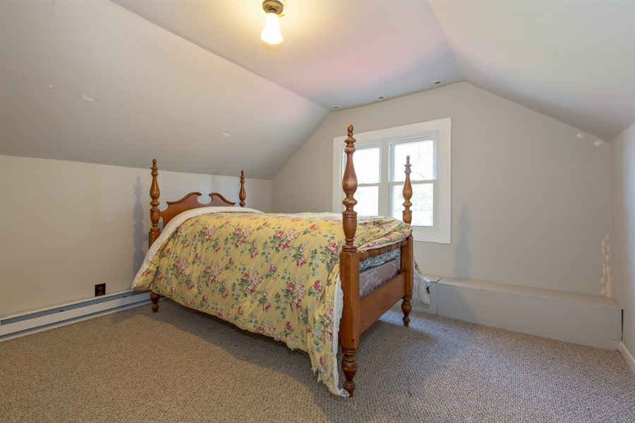 Real Estate Photography - 2111 Ridge Ave, Evanston, IL, 60201 - 5th Bedroom