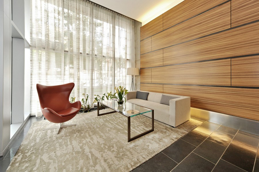 Real Estate Photography - 659 W Randolph St, Unit 410, Chicago, IL, 60661 - Lobby