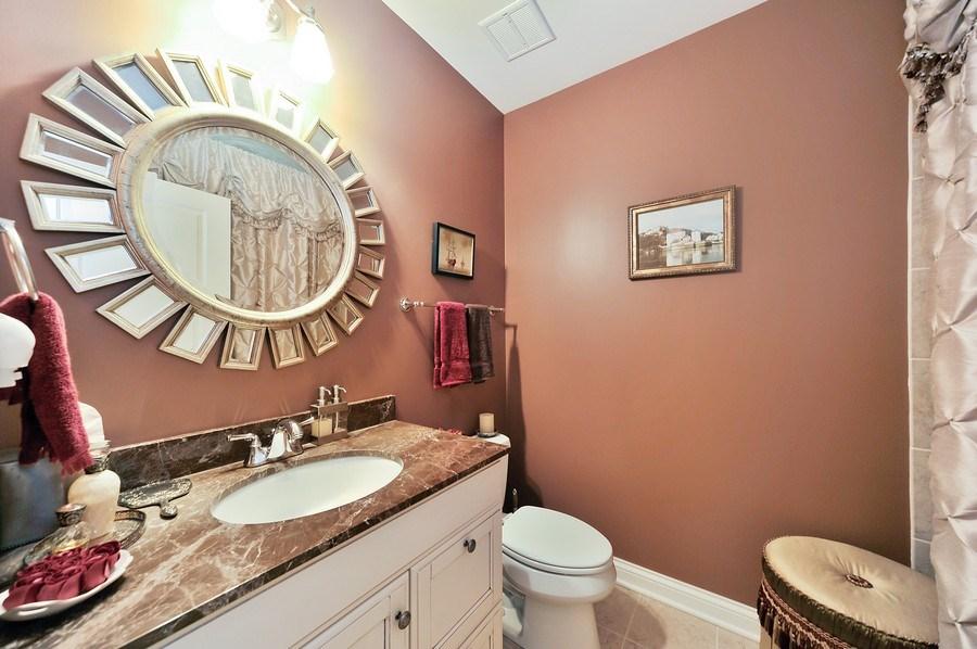Real Estate Photography - 1000 Village Center Dr, Burr Ridge, IL, 60527 - 3rd Bathroom