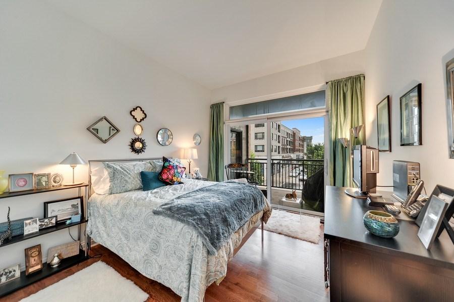 Real Estate Photography - 1000 Village Center Dr, Burr Ridge, IL, 60527 - 2nd Bedroom