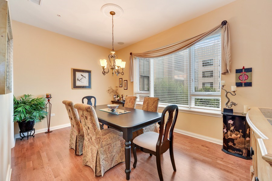 Real Estate Photography - 1000 Village Center Dr, Burr Ridge, IL, 60527 - 3rd Bedroom