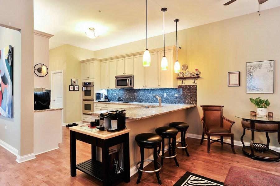 Real Estate Photography - 1000 Village Center Dr, Burr Ridge, IL, 60527 - Kitchen / Breakfast Room