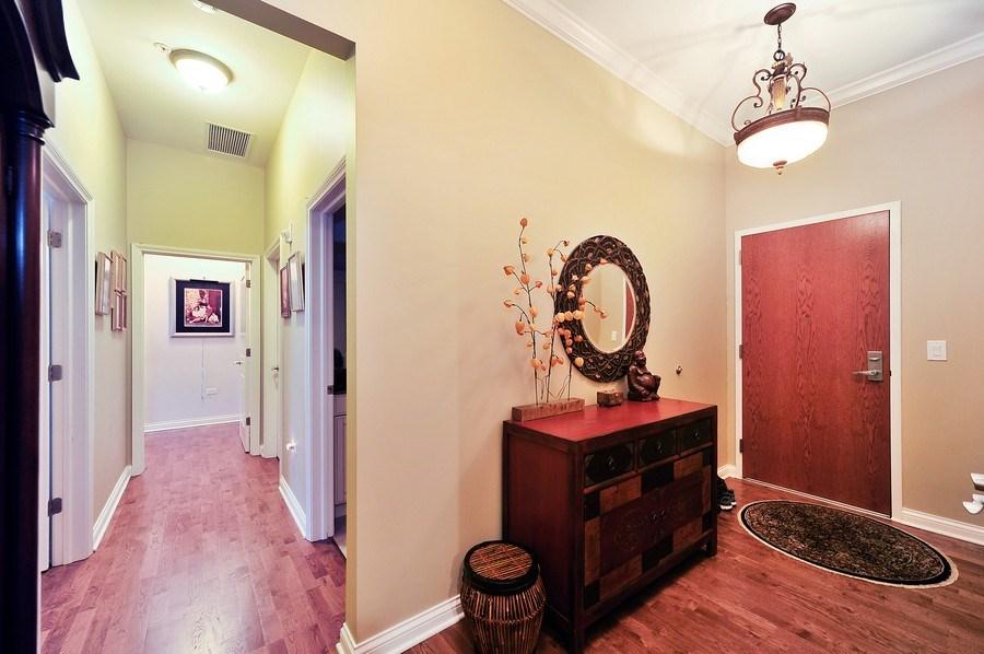 Real Estate Photography - 1000 Village Center Dr, Burr Ridge, IL, 60527 - Foyer