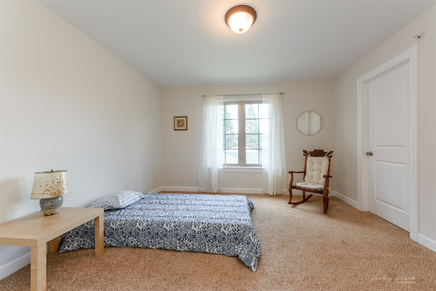 Real Estate Photography - 21530 W Sylvan Dr, Mundelein, IL, 60060 - 4th Bedroom