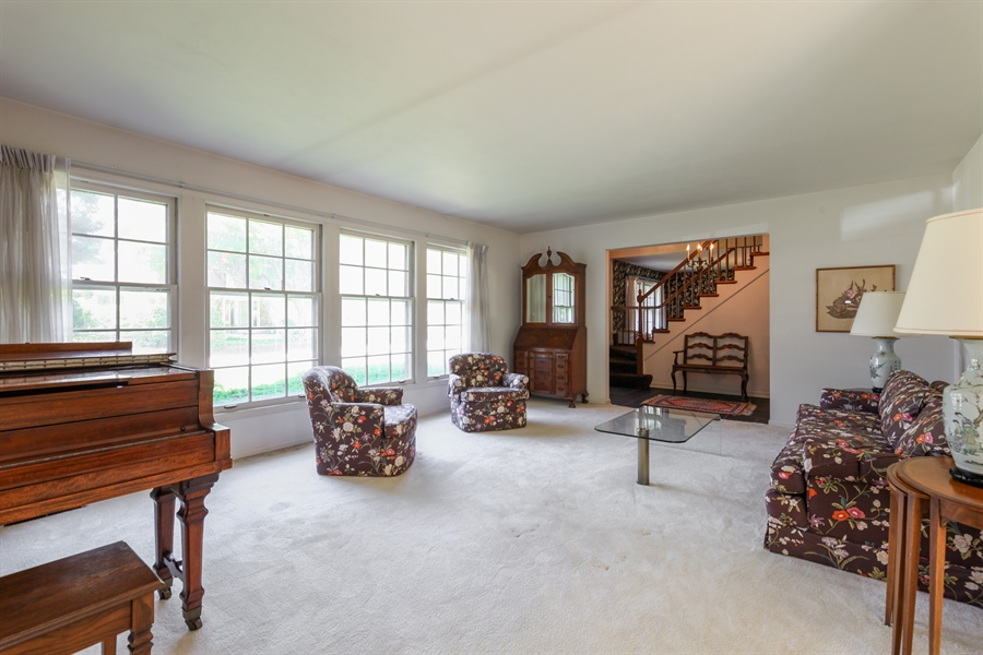 Real Estate Photography - 306 Prospect, Highland Park, IL, 60035 - Living Room