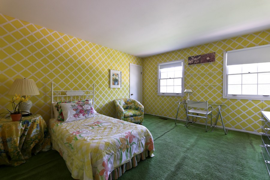 Real Estate Photography - 306 Prospect, Highland Park, IL, 60035 - 4th Bedroom
