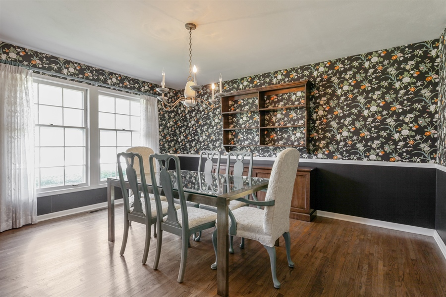 Real Estate Photography - 306 Prospect, Highland Park, IL, 60035 - Dining Room
