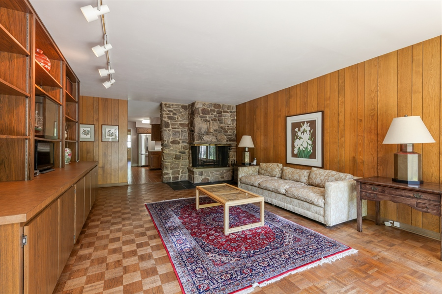 Real Estate Photography - 306 Prospect, Highland Park, IL, 60035 - Family Room