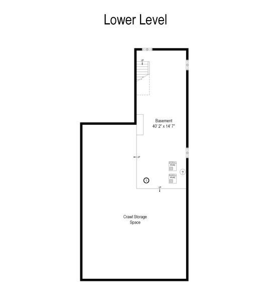 Real Estate Photography - 306 Prospect, Highland Park, IL, 60035 - Floor Plan