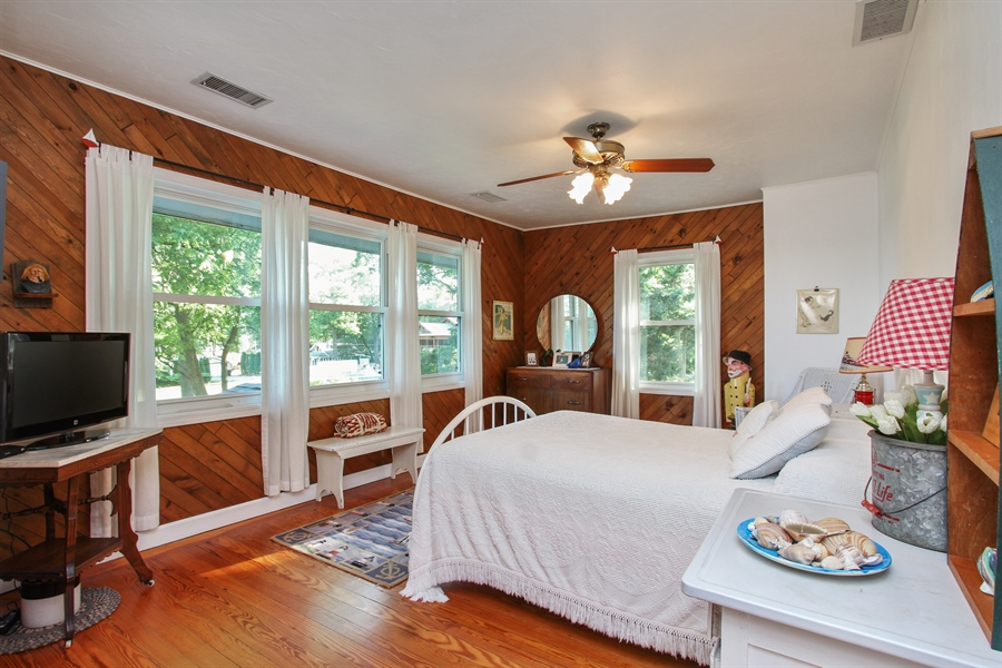 Real Estate Photography - 42675 Woodbine Ave, Antioch, IL, 60002 - Bedroom