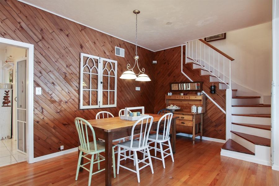 Real Estate Photography - 42675 Woodbine Ave, Antioch, IL, 60002 - Dining Room