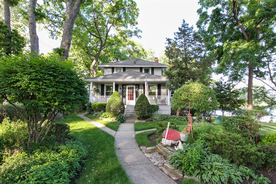 Real Estate Photography - 42675 Woodbine Ave, Antioch, IL, 60002 - Front View