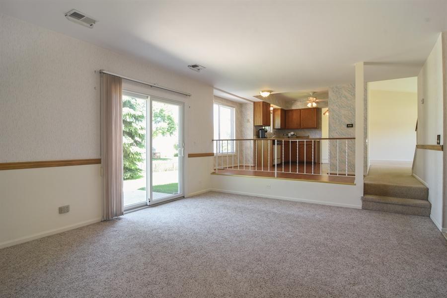 Real Estate Photography - 101 E Harbor Drive, Lake Zurich, IL, 60047 - Family Room
