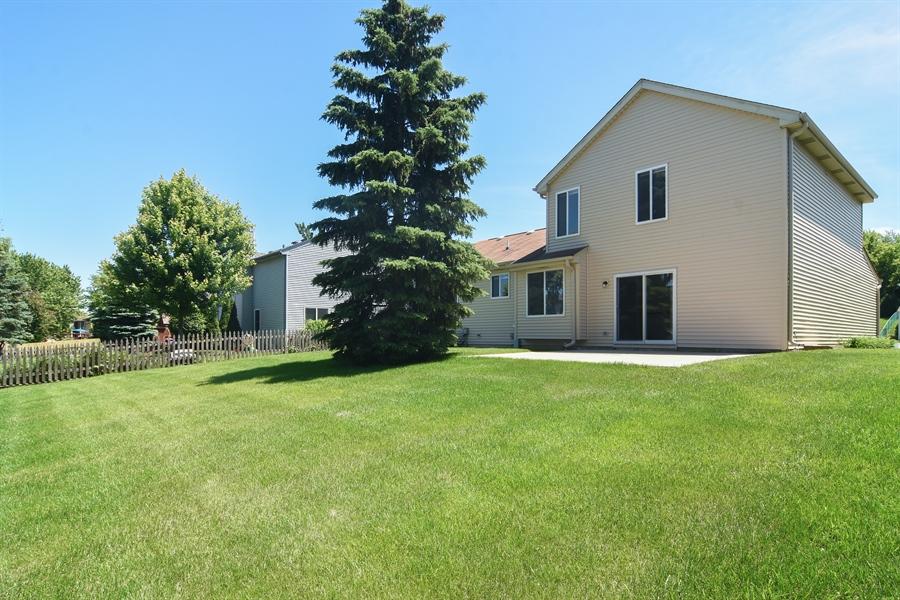 Real Estate Photography - 101 E Harbor Drive, Lake Zurich, IL, 60047 - Rear View