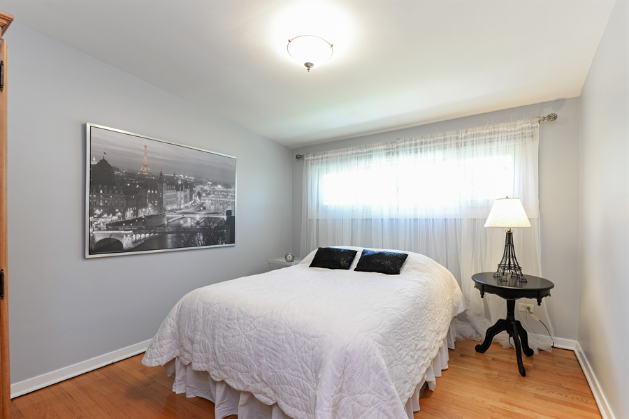 Real Estate Photography - 8206 Springfield Ave, Skokie, IL, 60076 - Bedroom