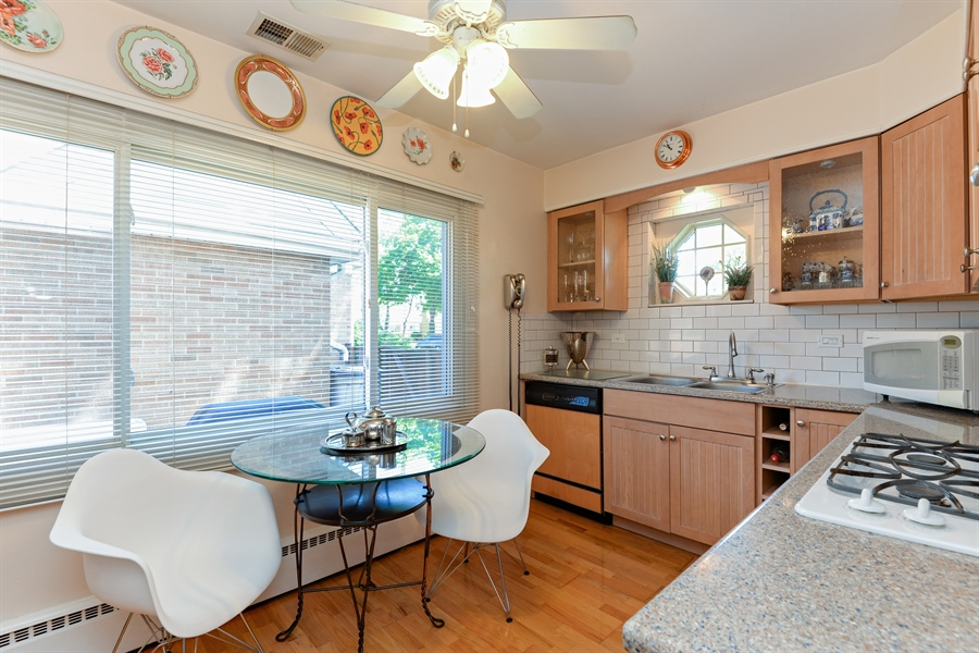Real Estate Photography - 8206 Springfield Ave, Skokie, IL, 60076 - Kitchen